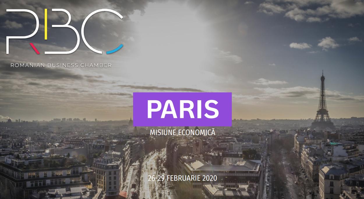 Misiune Economica Paris